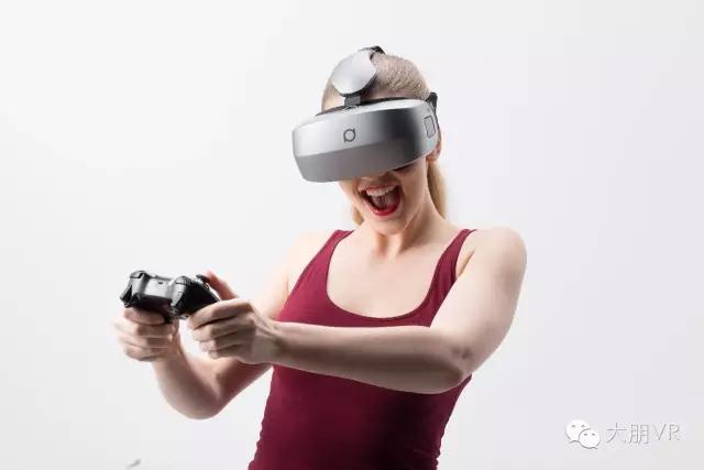 大朋移动VR空间定位系统详解 AR资讯 第1张