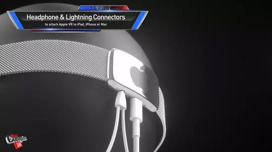 苹果VR头显曝光(附demo视频) AR资讯 第5张