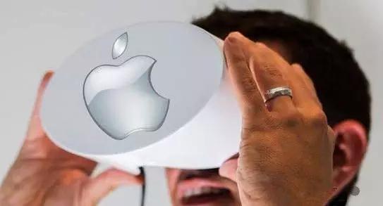 苹果VR头显曝光(附demo视频) AR资讯 第1张