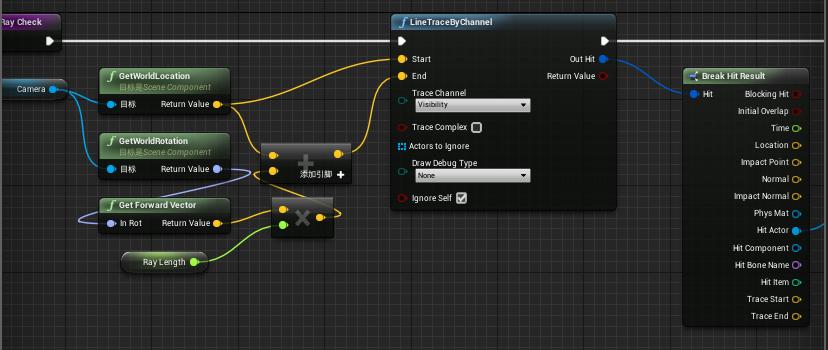 [UE4虚幻引擎教程]-004-蓝图的使用:样板间系列 资源教程 第5张