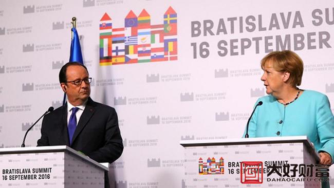 英国脱欧有了新进展,欧盟面临解体危机,27国能否重拾信心? - 大好财富财经 - 大好财富-财经
