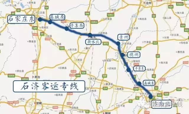 济南到青岛高铁站地图