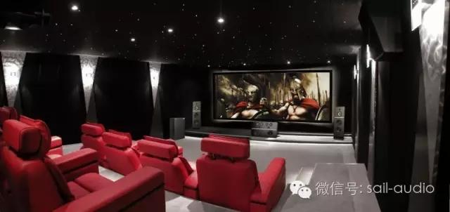 不一样的家庭影院,不一样的视觉享受 - 张建雄 - 张建雄