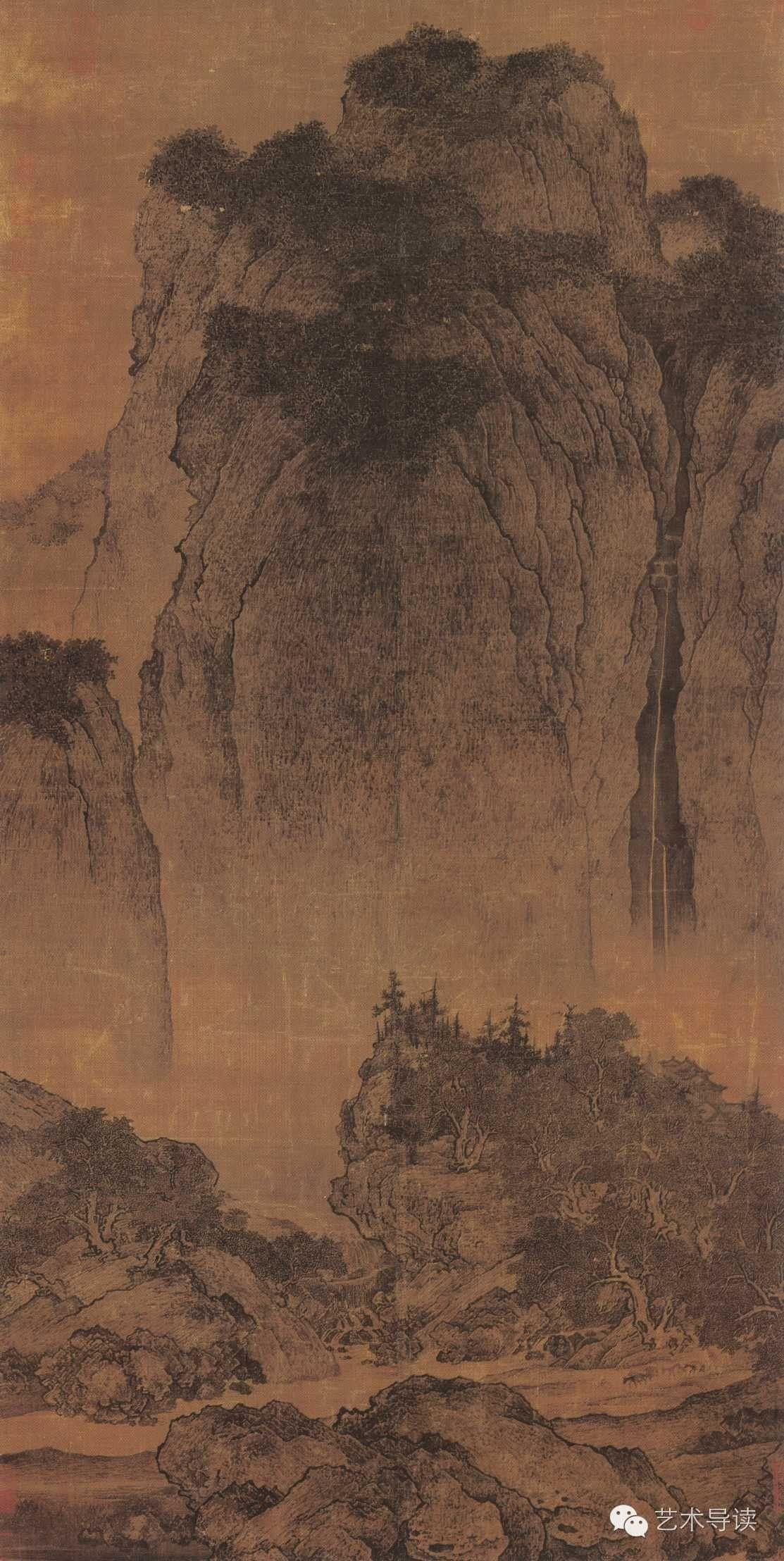 中國畫的意境—看畫論里的準則