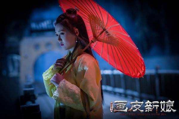 """《画皮新娘》:千古奇谈""""打小三"""" - 狐狸·梦见乌鸦 - 埋骨之地"""