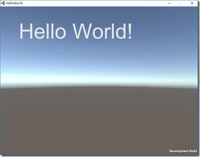 【Unity】1.2 HelloWorld--测试桌面和Android游戏能否正常运行 Unity3D教程 第10张