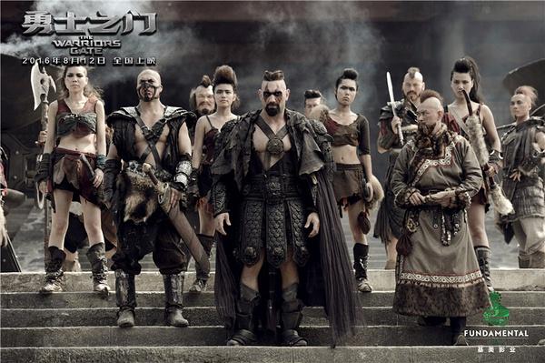 《勇士之门》西方视角奇幻争锋 穿越古今文化杂糅 - 狐狸·梦见乌鸦 - 埋骨之地