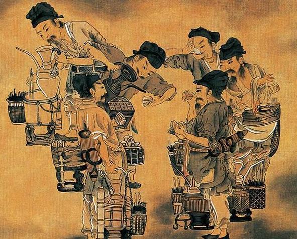 上周末,作为民间影响力最大的斗茶赛天心村斗茶赛圆满落幕。都说有人的地方就有江湖,这茶也不例外,你没有亲自上现场观战,还真不知道:原来斗茶是这样的。 说到斗,这宋朝人可是最会玩的,斗茶斗诗斗鸡斗蛐蛐貌似那时候的宋朝才是真正的乌托邦,不管是皇帝还是老百姓,都很会玩。  据说天心村的斗茶赛,最早的时候能追溯到唐朝,但是,看完了上周的斗茶赛,小陈真的开始怀疑古代人都是怎么玩斗茶赛的。 斗茶,即比赛茶的优劣,又名斗茗、茗战。始于唐,盛于宋,是古代有钱有闲人的一种雅玩。具有很强的胜负色彩,富有趣味性和挑战性