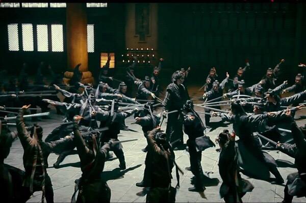剑气光寒!《三少爷》何润东演绎最好的燕十三 - 狐狸·梦见乌鸦 - 埋骨之地