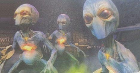 /公/众/号 UFO之家 回复 外星人 三个字 可以看到50种外星人图片返