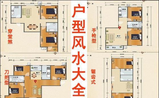 子逸風水:商品房的家居風水和室內風水布局