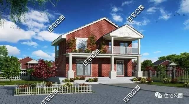 8套农村2层小别墅,占地100多平,第6套盖好只要20万