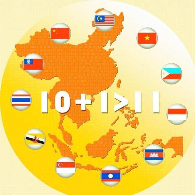 东盟的经济总量怎么样_东盟经济开发区规划图