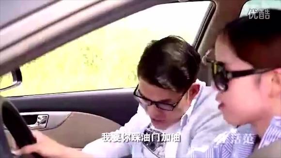 搞笑女学员驾校学车,教练已经接近崩溃