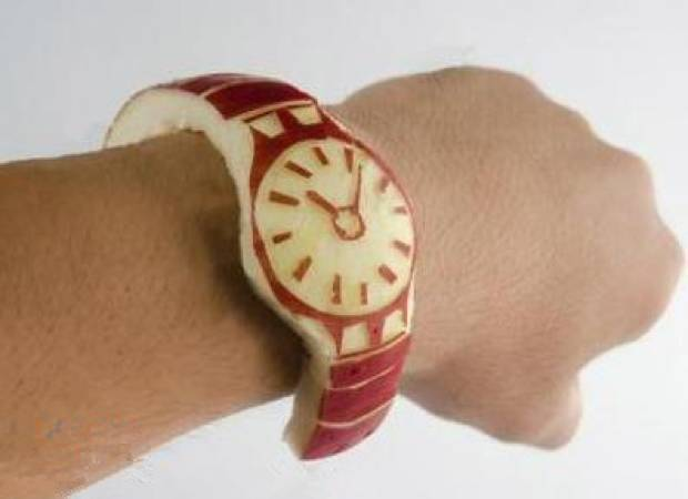 听说你众筹了一块比苹果还牛X的手表?
