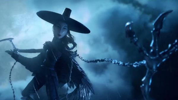 《魔弦传说》记忆是世间最强大的魔法 - 狐狸·梦见乌鸦 - 埋骨之地