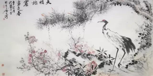 林浩湖 花鸟画的写生问题