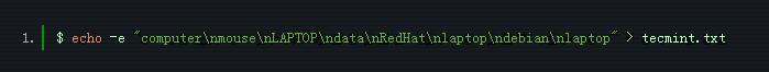 """4个实战案例带你了解Linux的'sort'命令"""""""