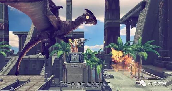 VR里的MOBA游戏--《城堡战役VR》评测 AR游戏 第4张