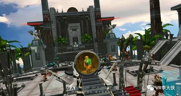 VR里的MOBA游戏--《城堡战役VR》评测 AR游戏 第3张