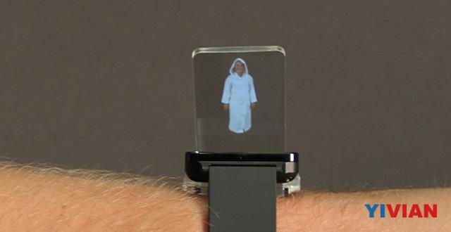 谷歌开辟腕表版HoloLens,支撑3D全息影象体验 AR资讯 第2张