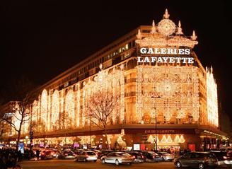 法国老佛爷百货LOUIS QUATORZE盛大开业引发时尚博主抢购热潮