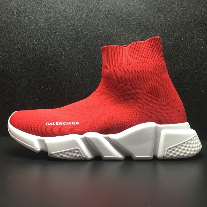这双Balenciaga 巴黎世家 袜子鞋 既是新品,更是经典图片