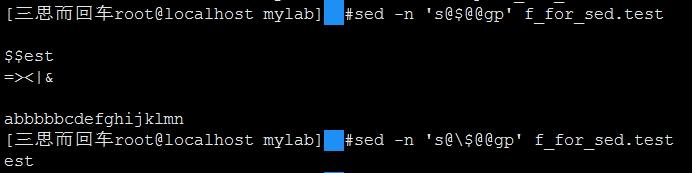 细节决定成败–空格的巨大作用以及正则表达式中元字符的转义