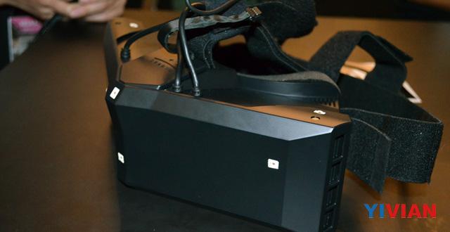 StarVR头显怎么样?StarVR头显测评 AR测评 第5张