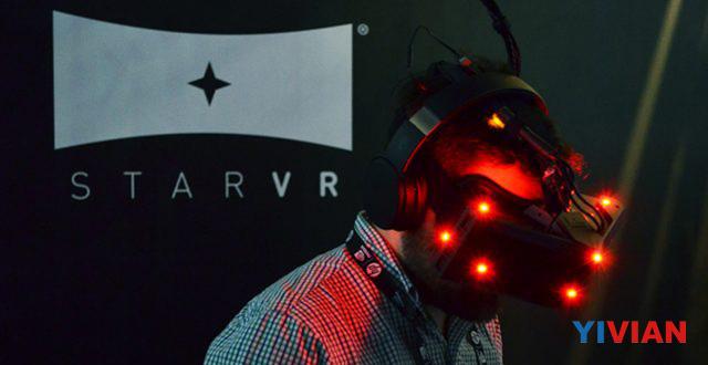 StarVR头显怎么样?StarVR头显测评 AR测评 第4张