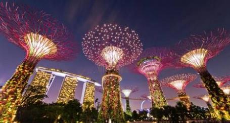 新加坡新罗免税店 开启夏日美妆盛宴