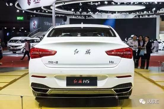 去上海车展,这5款最有看点的轿车决不能错过