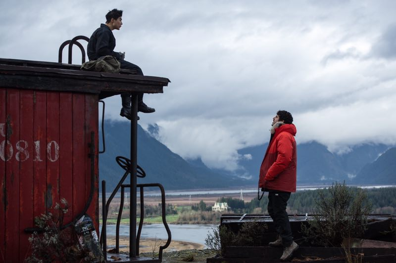 揭秘《超凡战队》《海王》背后华人超级英雄林路迪 - 狐狸·梦见乌鸦 - 埋骨之地