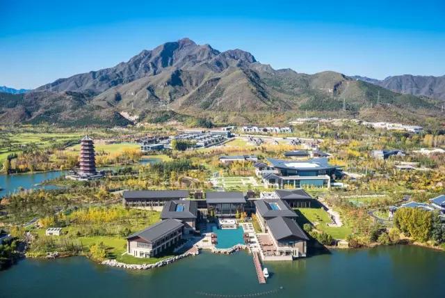 北京雁栖湖