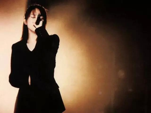 史上颜值最高的女主唱坂井泉水,恍惚间已离开10年了