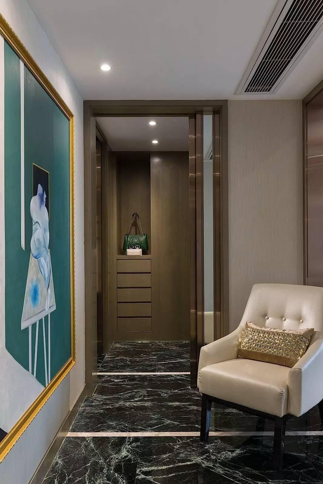 住宅设计 | 解构东方符号, 尽显至简之美_室内设计秀