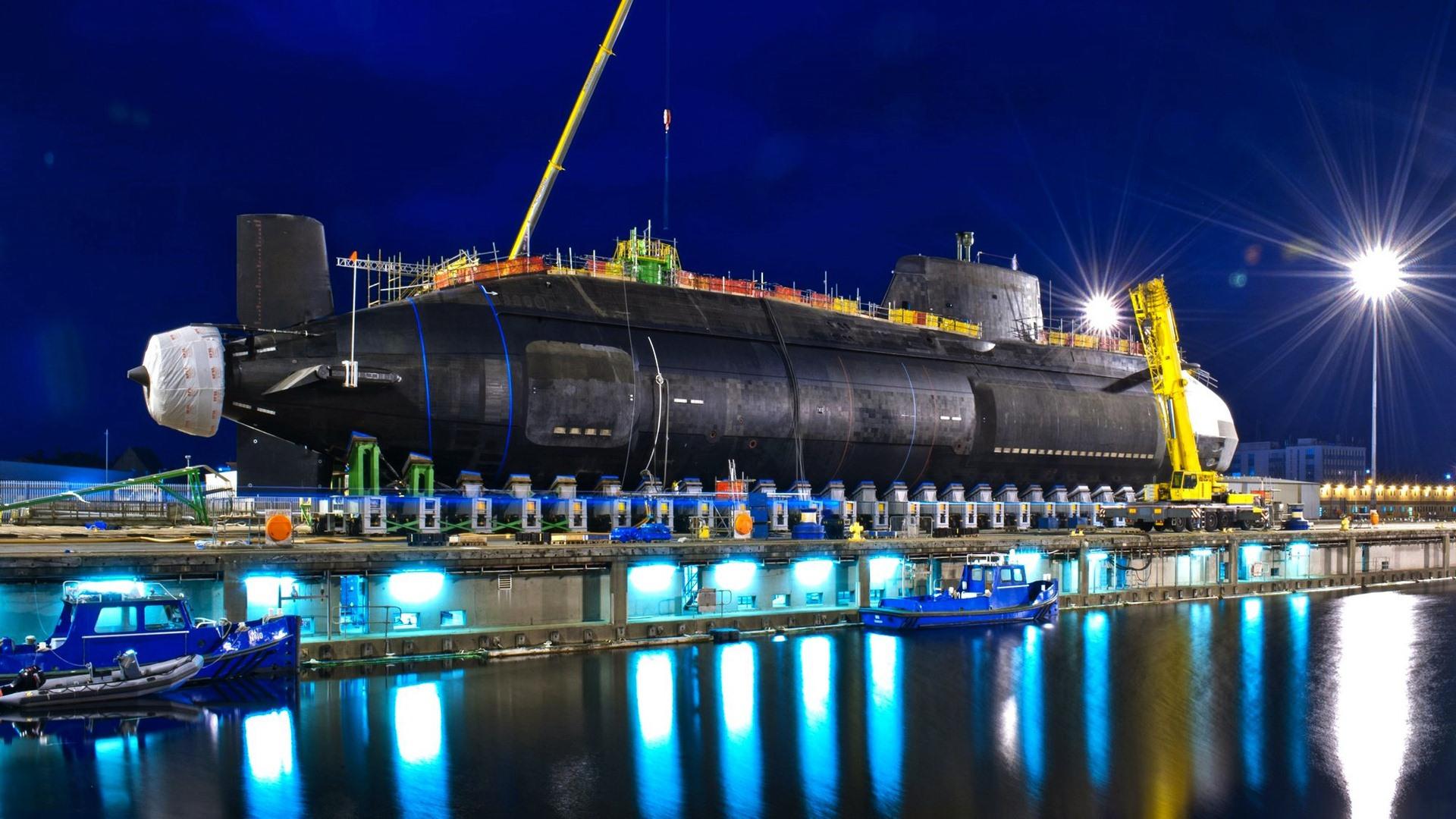 中国领先世界的潜艇推进技术,究竟有什么门道?