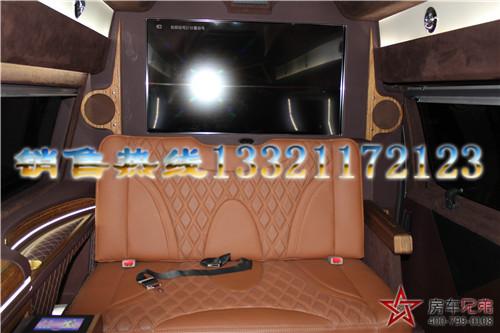 福特e350商务用车限量版接待会议保姆车婚庆全能