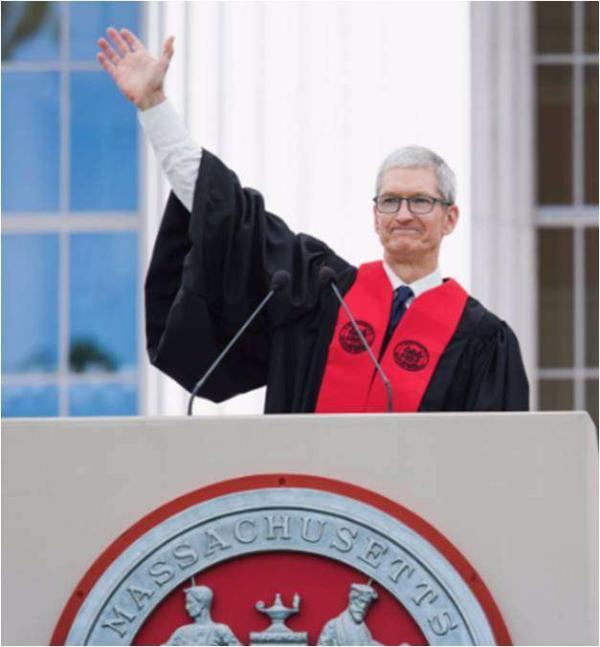 苹果CEO库克麻省理工学院演讲:科技与人性再思考 - 木买蚂蚁 - hfzhangping的博客