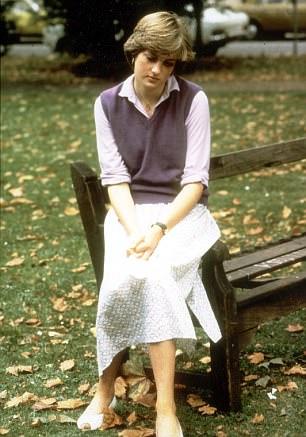 戴安娜王妃车祸去世20周年,新书报料她曾割腕自杀