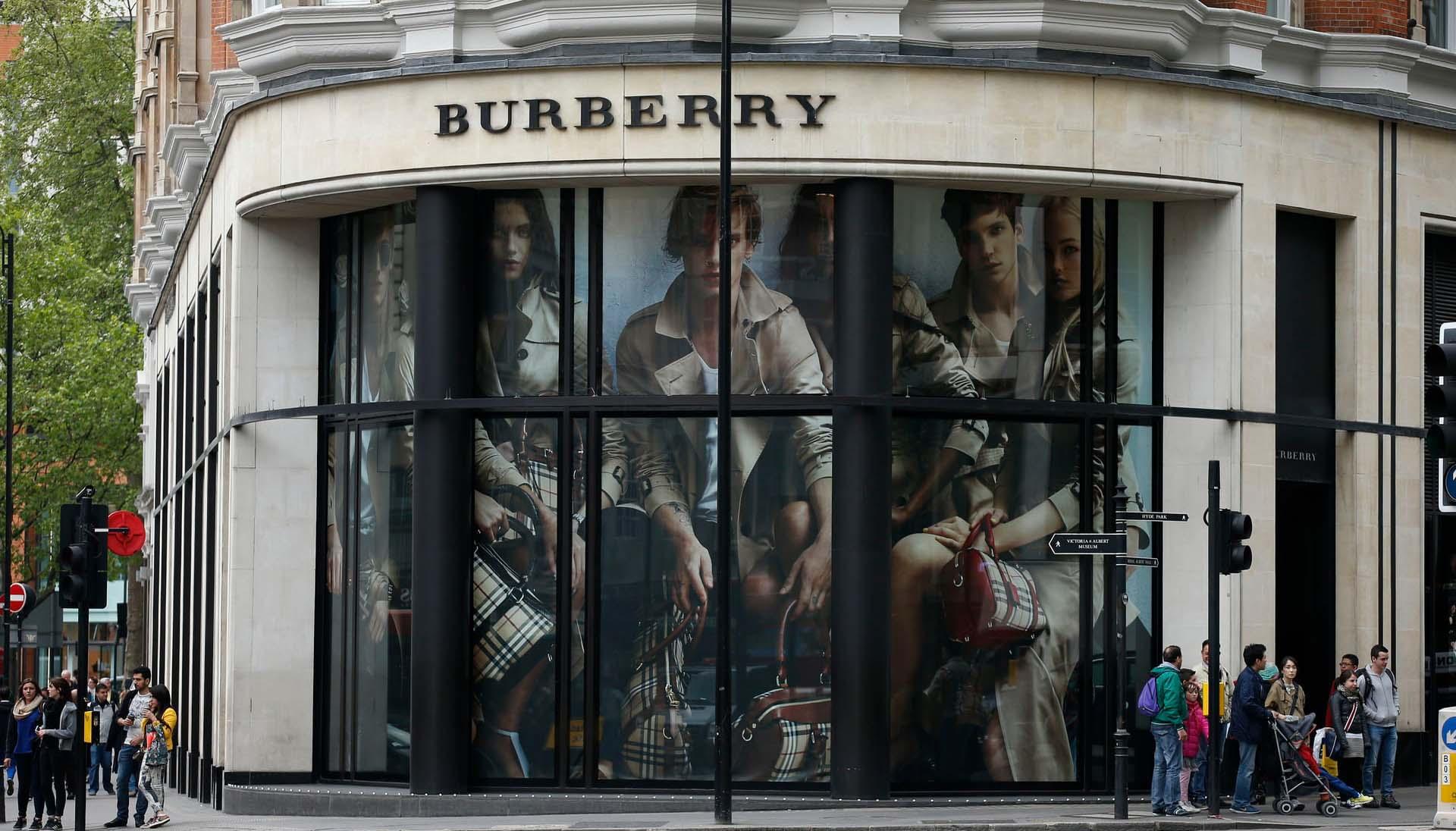 遭股东强烈抗议 Burberry管理层的奖金分红又要泡汤了