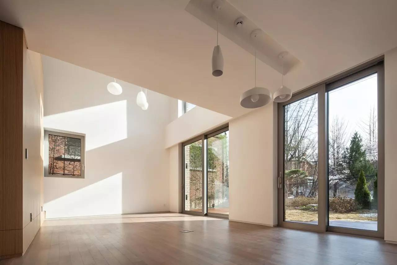 """住宅设计   十字路口的温居,转角遇到""""家""""."""