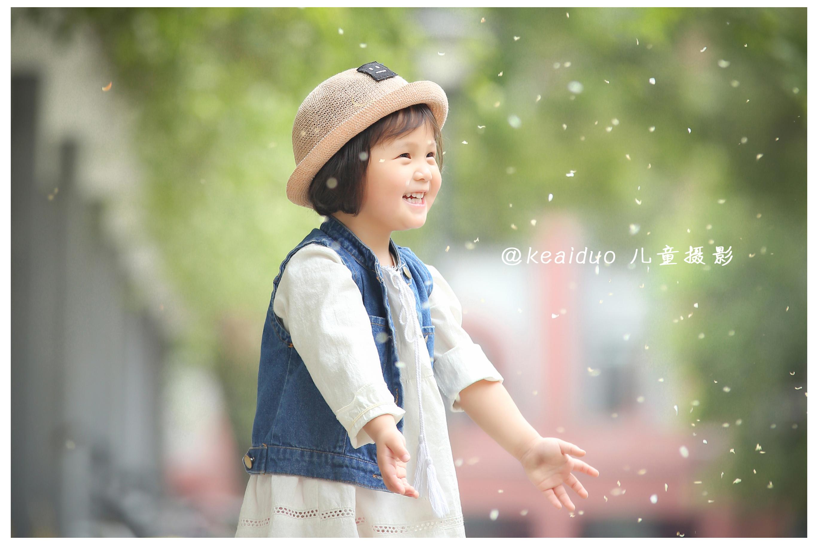 可爱多儿童摄影抓拍时刻