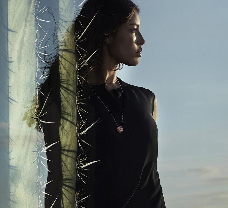 """绽放至""""针""""魅力 卡地亚Cactus de Cartier珠宝系列全新作品"""