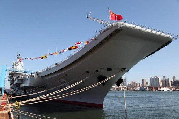 辽宁号航母抵港 霸气外观引瞩目的五款车