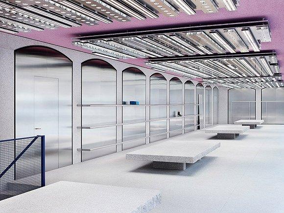 仅选址就耗费了五年时间 Acne Studios的米兰旗舰店终于要开幕了(图)