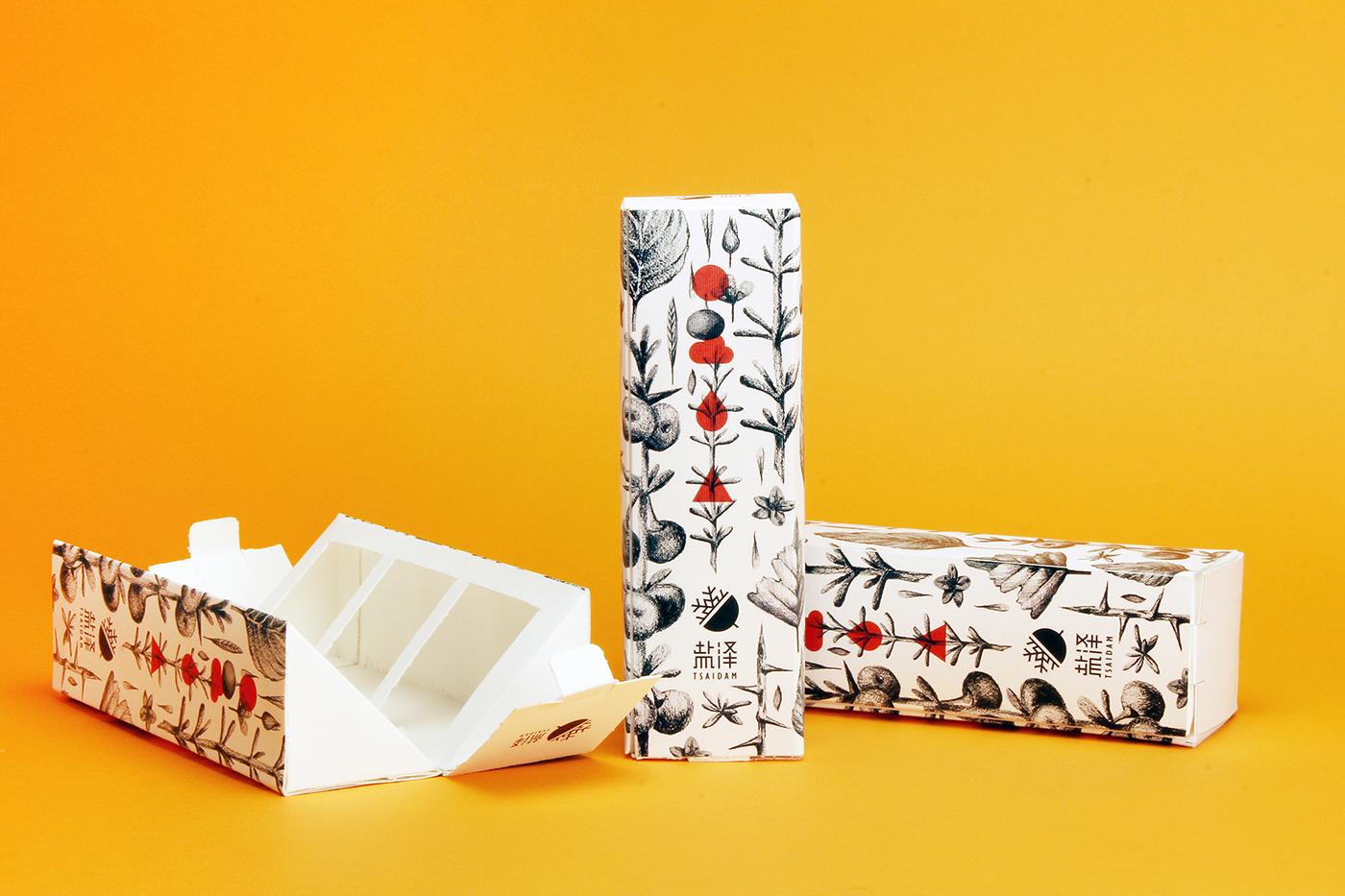 全球茶叶包装设计百花争艳,这次中国会比日本好吗?