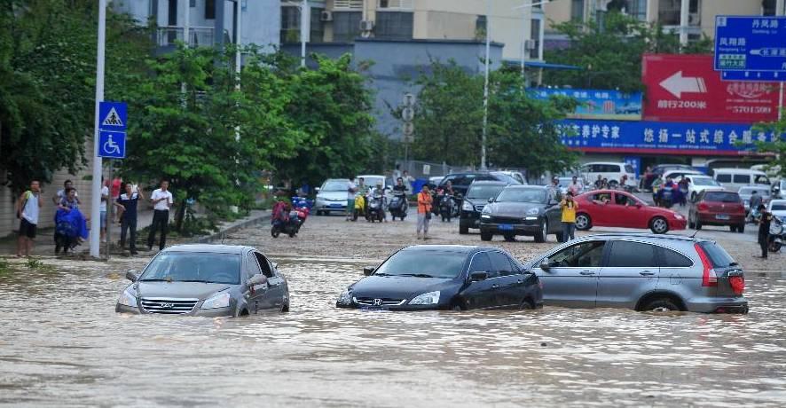 雨天涉水 自动变速箱是怎么报废的?