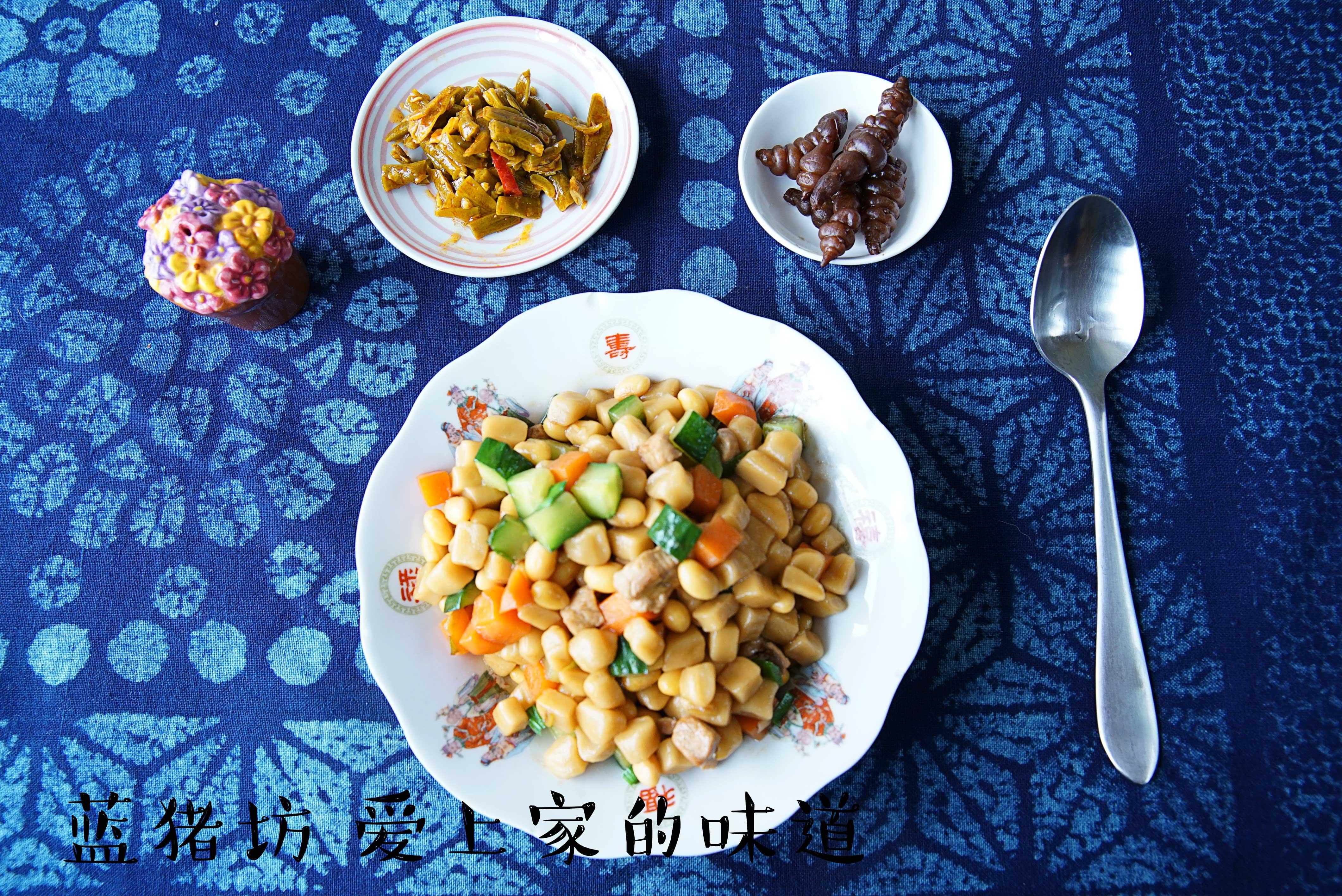 """""""穆桂英""""与""""炒疙瘩"""",美食里还有你不知道的故事 - 蓝冰滢 - 蓝猪坊 创意美食工作室"""
