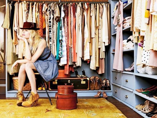 衣服也要共享?创始人称市场价值高达这个数?
